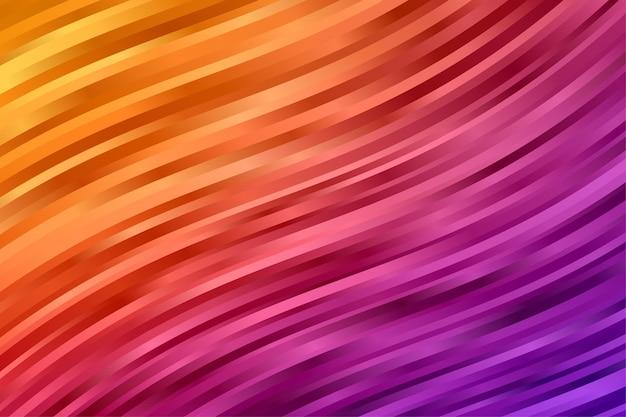 스트라이프 패턴 추상적 인 배경입니다. 화려한 라인 웨이브 배너 벽지.