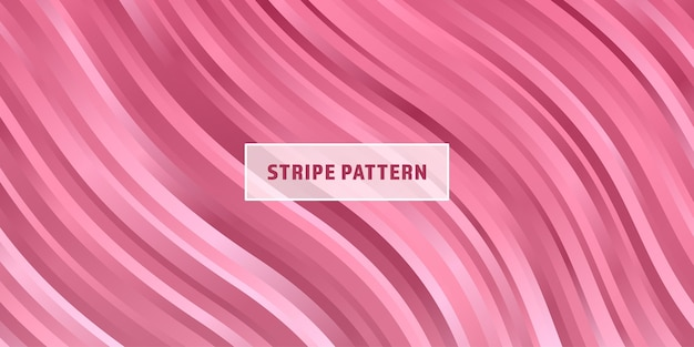 Stripe pattern abstract background header. colorful line wave banner wallpaper.