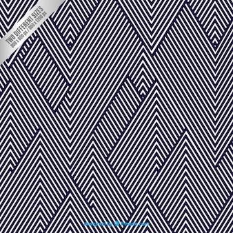 オペアンプアートスタイルでストライプの背景
