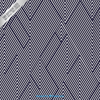 Striped background in op art style