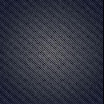 青い背景の縞模様の布の表面