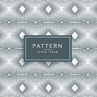 抽象的なラインパターンベクトルの背景
