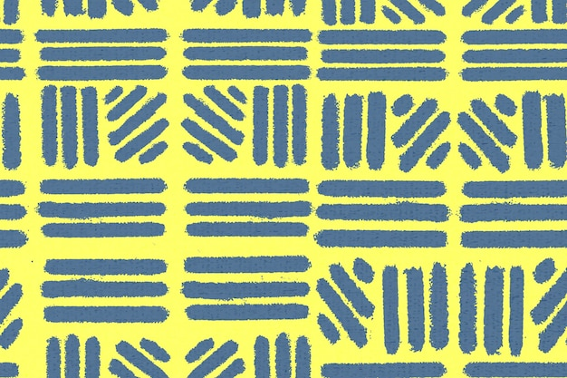 縞模様、黄色のテキスタイルヴィンテージ背景ベクトル