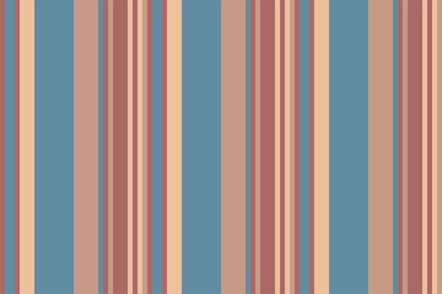 縞模様のパターンベクトルの背景。カラフルなストライプの抽象的なテクスチャ。ファッションプリントデザイン。