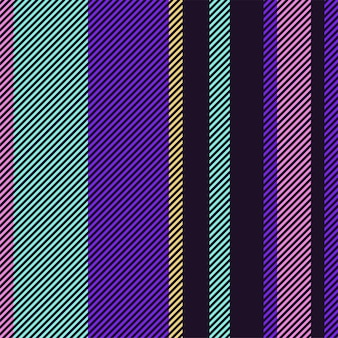 Stripes pattern vector background. colorful stripe abstract texture. fashion print design.