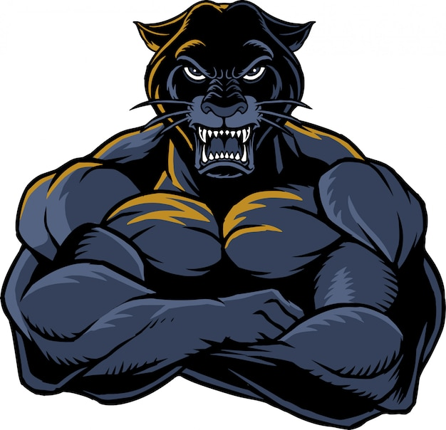 Strong panther 1