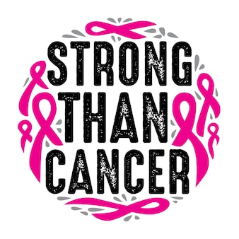 Strong than cancer