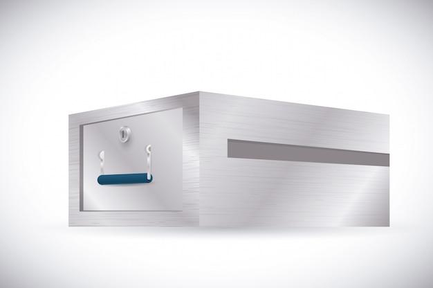 Strongbox design.
