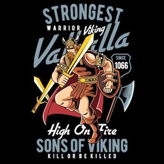Strongest viking