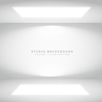 Studio lights presentation background