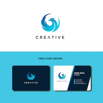 Stunning bird logo design