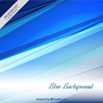 Стильный фон с синими линиями