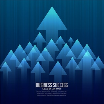 Stylish business leader background