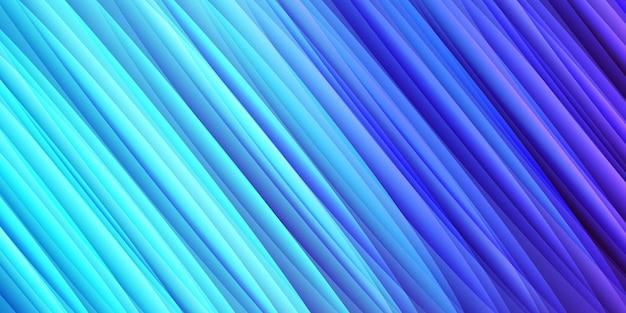 Stylish geometric stripe background