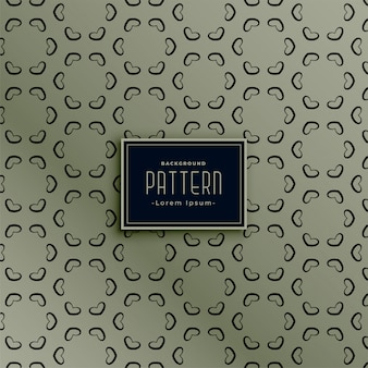Stylish hexagonal pattern vintage background elegant design