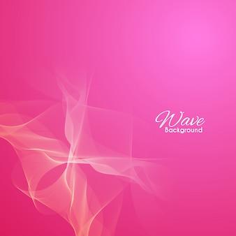 スタイリッシュなピンクの色の背景