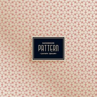 Stylish subtle geometric pattern background