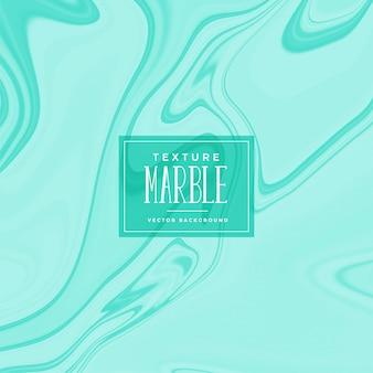Stylish turquoise marble texture background