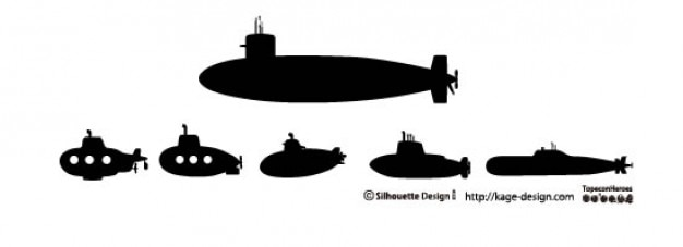 Подводных лодок