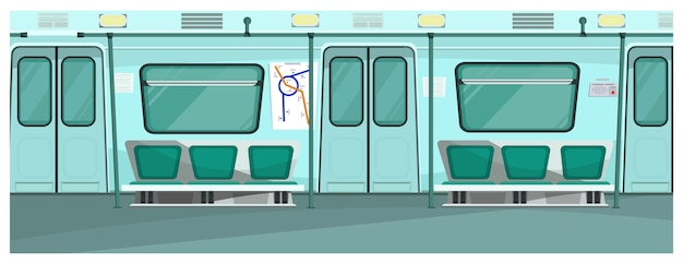Subway illustration