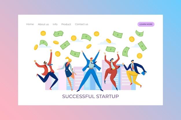 Успешные бизнес-деньги