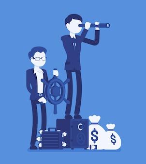 Успешный бизнес вид