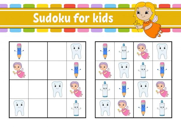Sudoku for kids.