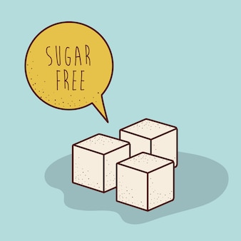Sugar free product design