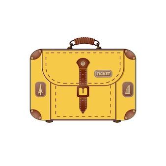 Suitcase travel case