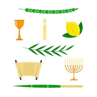 Sukkot elements collection