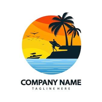 Summebeachのロゴ