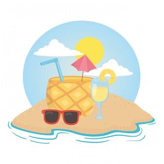 Лето и каникулы
