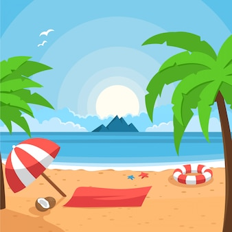 beach vectors photos and psd files free download