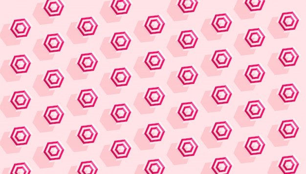 Summer creative pattern with striped white pink umbrellas on  pink background