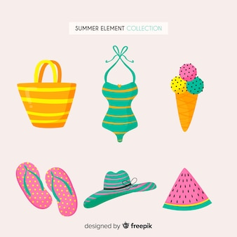 Summer element collection