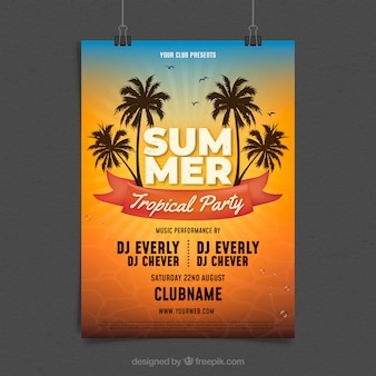 beach party vectors photos and psd files free download