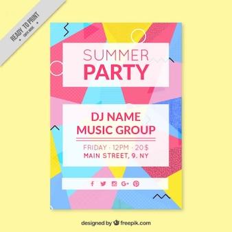 Summer party memphis flyer