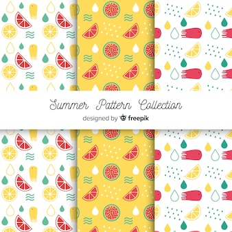 Summer pattern collectio