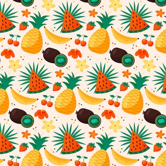 Summer pattern theme