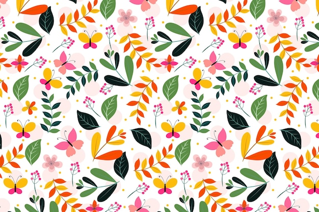 Summer pattern for zoom