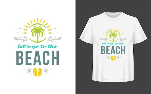 여름 따옴표 또는 말은 셔츠에 사용할 수 있습니다.