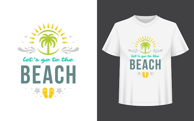 Summer quote or saying can be used for shirt