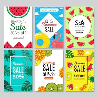 夏s。モバイル花熱帯背景垂直風景葉花春夏植物販売宣伝ポスター