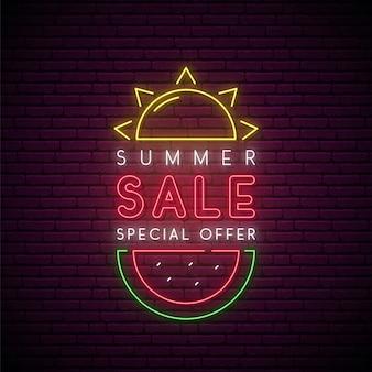 Summer sale .