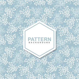 Summer seamless tropical pattern