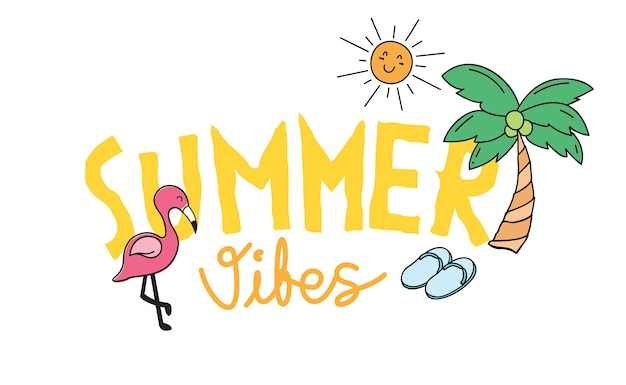 Summer tees design