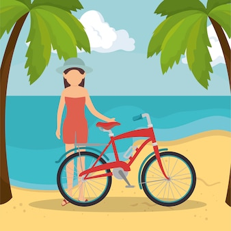 Summer vacation holiday