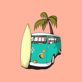 Summer van