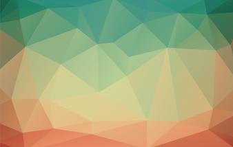 Summer vector gradient background