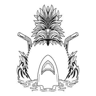 Summer vibes tshirt design vector illustration